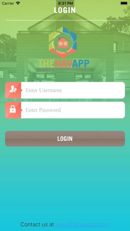The HAV App