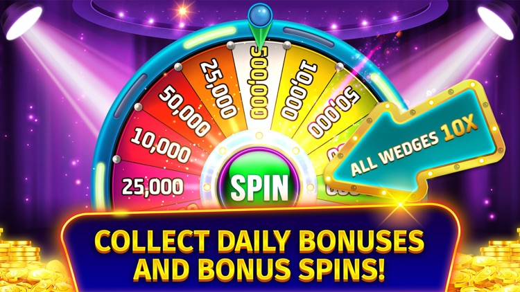 Slots Vegas Now™ Heart Casino screenshot-4