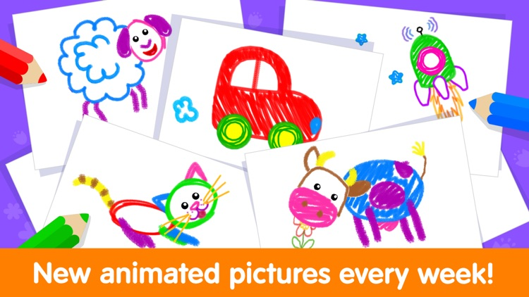 Drawing Apps for Kids & Games screenshot-6