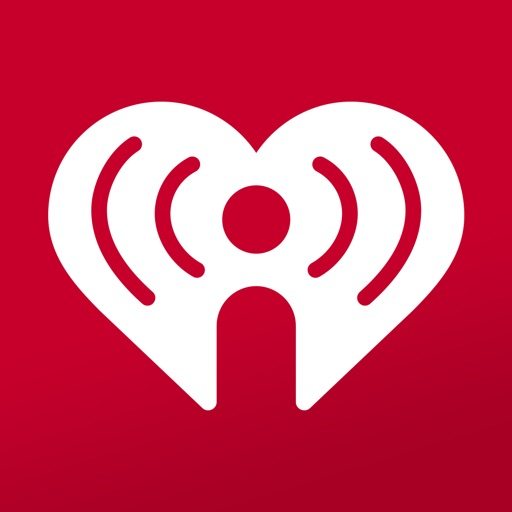 iHeartRadio - Radio & Podcasts icon
