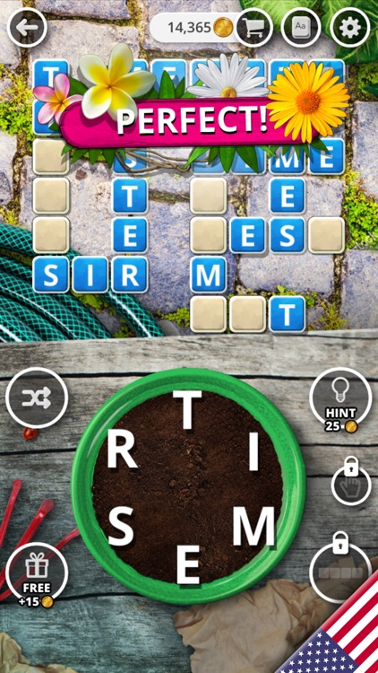 Garden of Words - Word Game screenshot-6