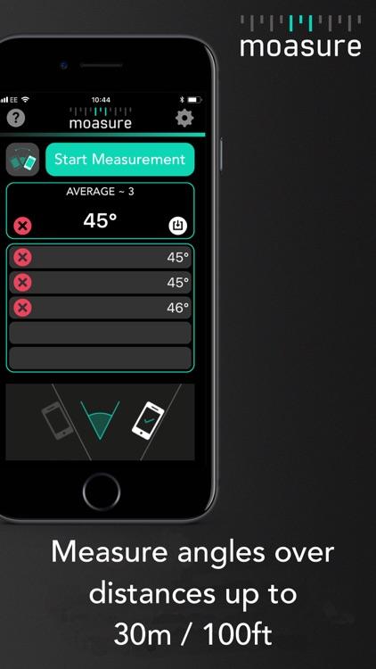 Moasure - smart tape measure screenshot-3