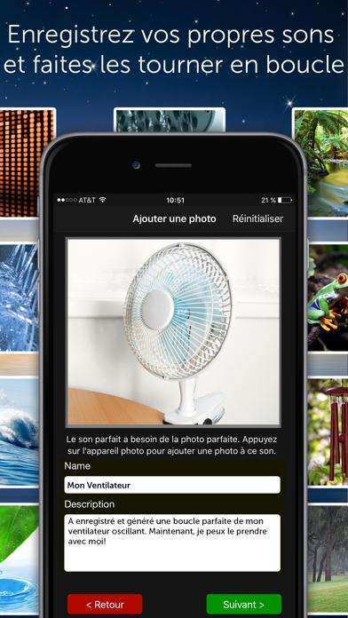 Screenshot for White Noise in Lebanon App Store