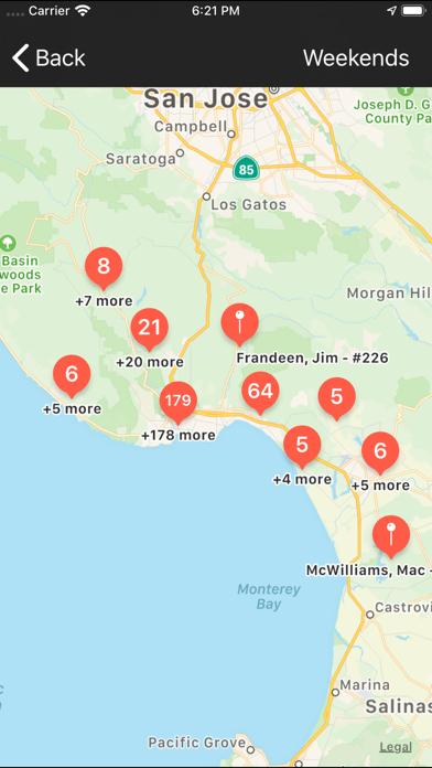 Open Studios Art Tour 2019 Screenshot