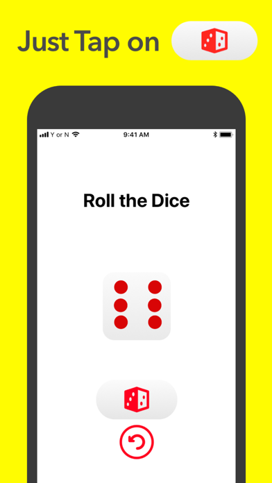 Heads or Tails + Roll the Dice screenshot two