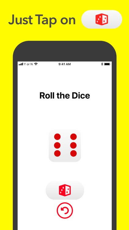 Heads or Tails + Roll the Dice
