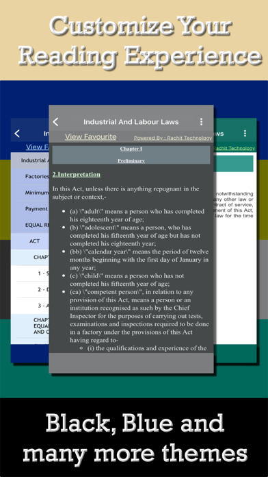 Law-App screenshot four