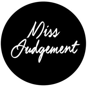 Shop Miss Judgement