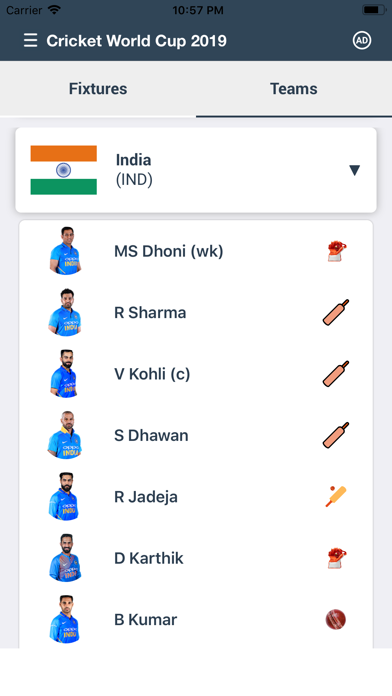 Live Cricket Score Line screenshot 4