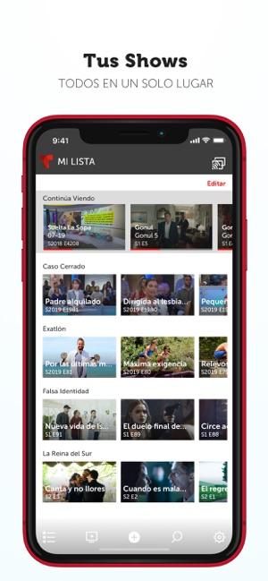 Telemundo–Capítulos Completos on the App Store