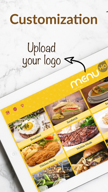 Ok Menu - Restaurants Menu App