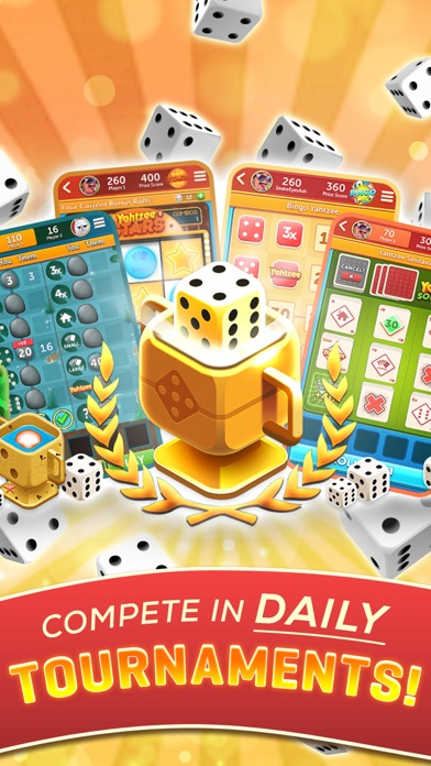 Yahtzee With Buddies Dice App Reviews - User Reviews of Yahtzee With