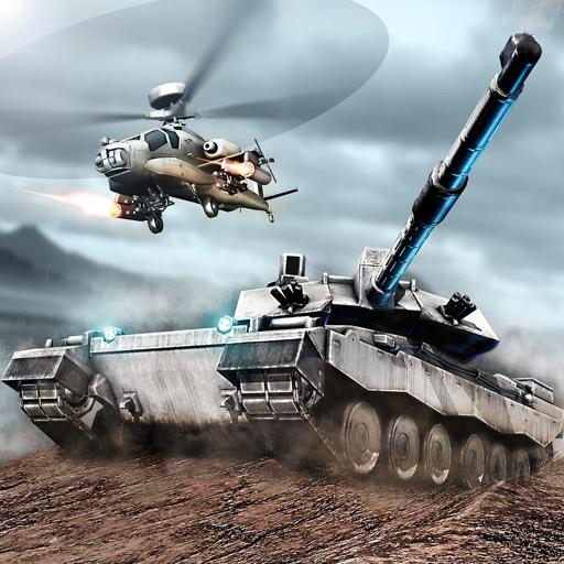 Massive Warfare: Tank War Game