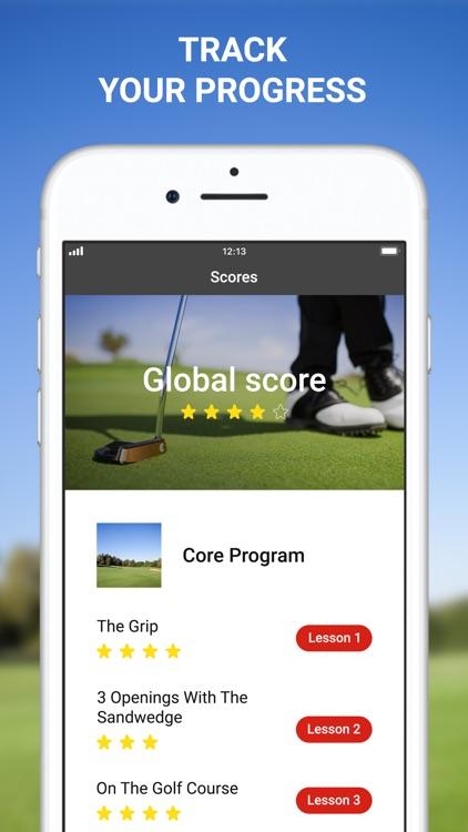 15 Minute Golf Coach Pro swing screenshot-4