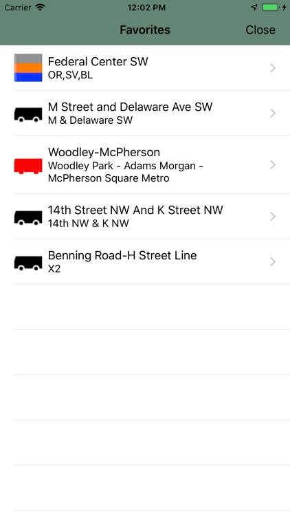 MetroTransit DC screenshot-6