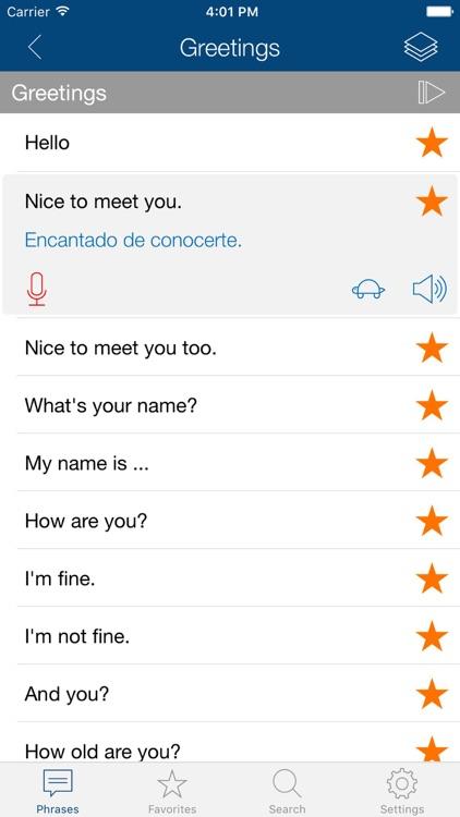 Travel Phrasebook | Translator screenshot-4