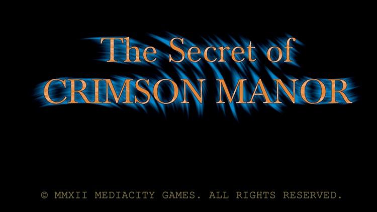 The Secret of Crimson Manor screenshot-4
