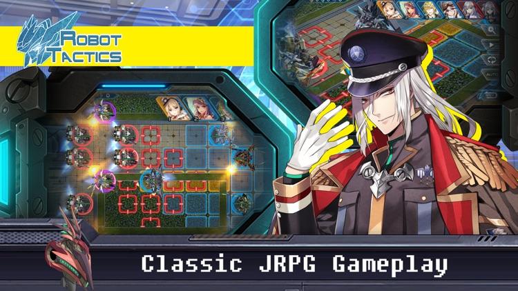Robot Tactics screenshot-4