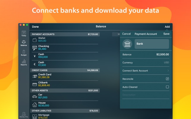 ‎Money Pro: Personal Finance Screenshot