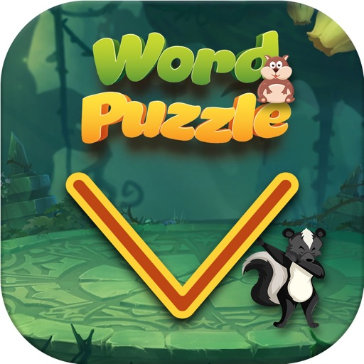 V-game: Word Puzzle