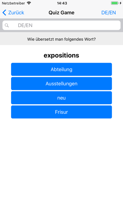 messages.download dict.cc Wörterbuch software