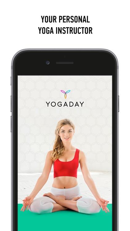 YogaDay — Yoga Videos screenshot-0