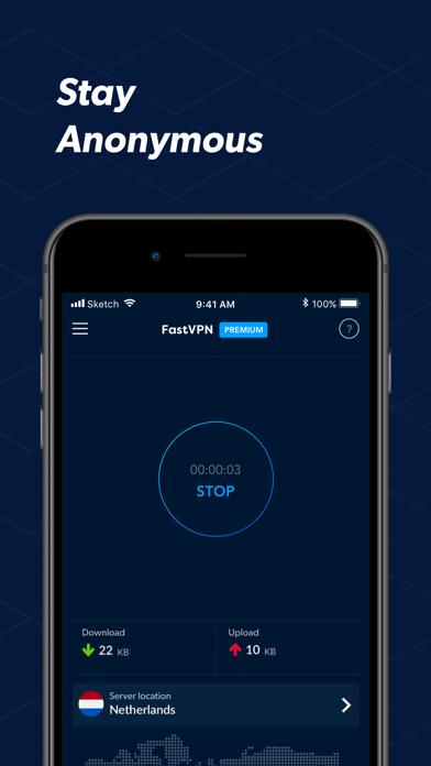 FastVPN - High Speed VPN for Pc - Download free Utilities