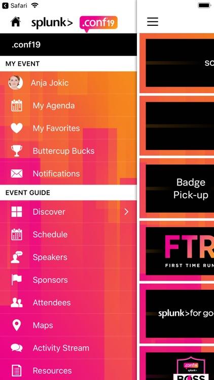 Splunk Events screenshot-4