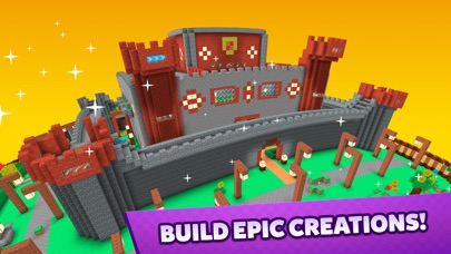 Crafty Lands Screenshot on iOS