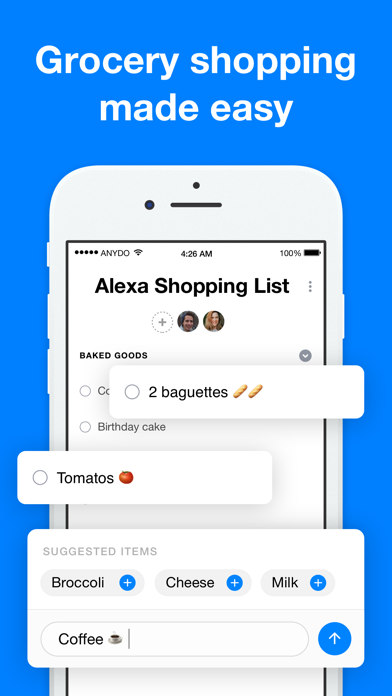 Any.do: To do list & Reminders Screenshot