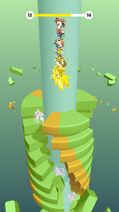 Helix Jump 2 screenshot 4
