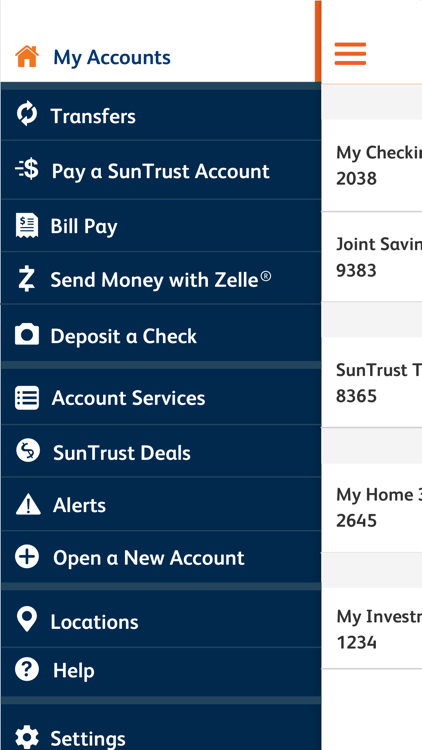 Incredible Suntrust Mobile App Ios Apps Appagg Wiring 101 Ferenstreekradiomeanderfmnl