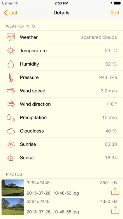 Altimeter Pro + screenshot-3