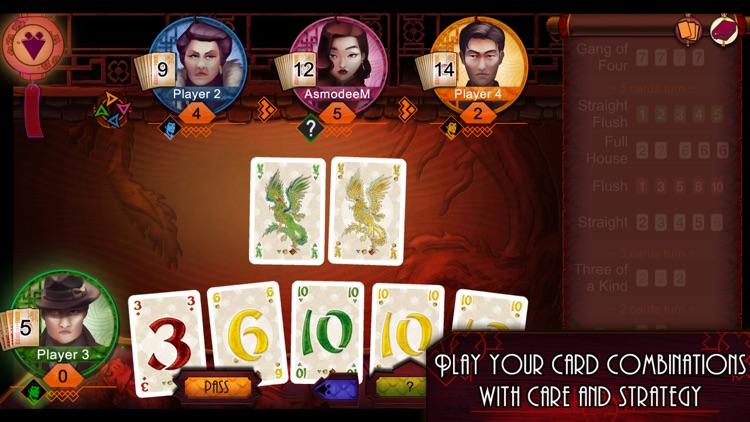 Gang of Four: The Card Game screenshot-0