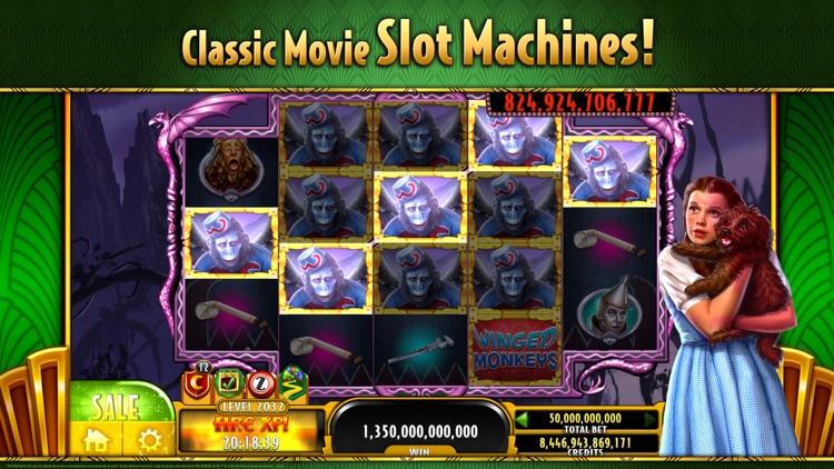 Wizard of Oz: Casino Slots screenshot-0