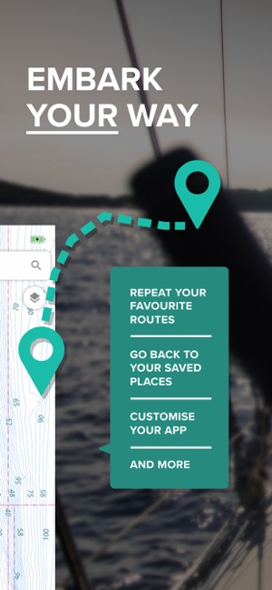 Embark Boating on the App Store