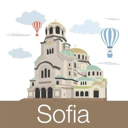 Sofia 2020 — offline map