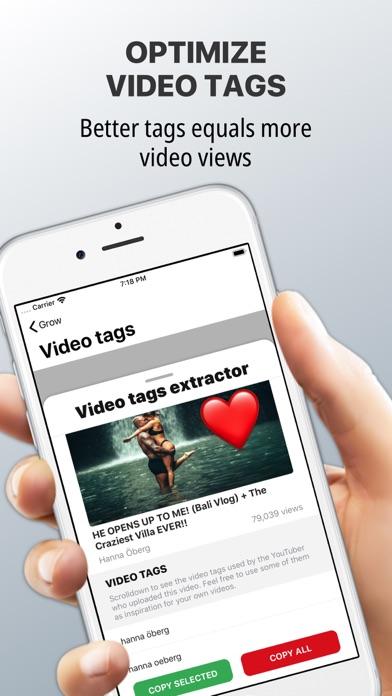 YT Tracker for YouTubeのおすすめ画像3