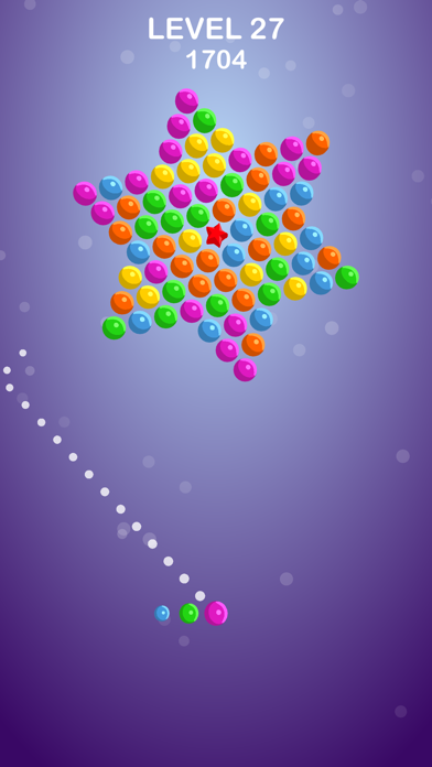 Bubble Shot 3D screenshot 1