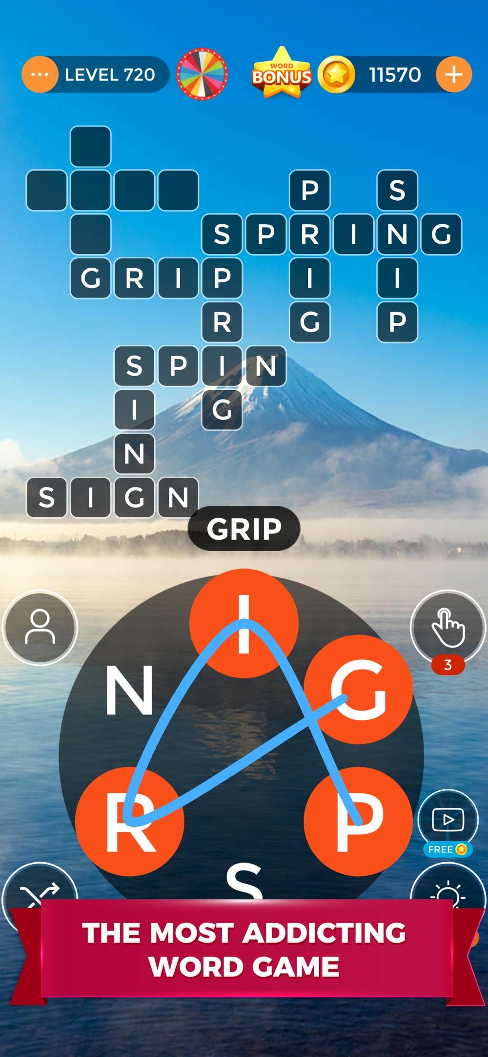 Word Cross: Crossy Word Games Cheat Codes