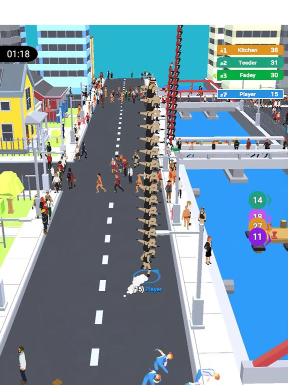 human tower.io screenshot 6