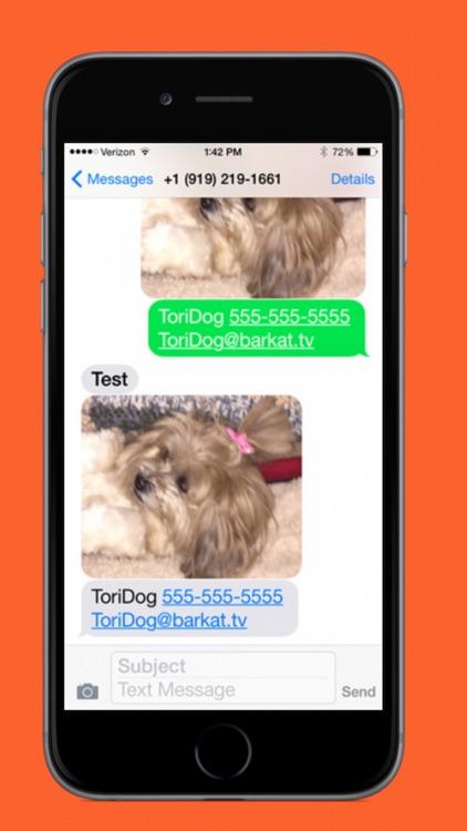 UVUEME Customized Email & Text screenshot-4