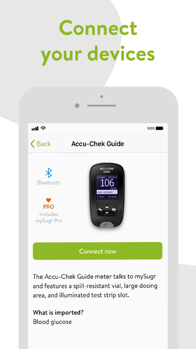 mySugr - Diabetes Tracker Logのおすすめ画像3