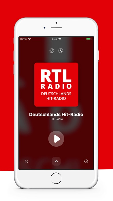 RTL RADIO screenshot four