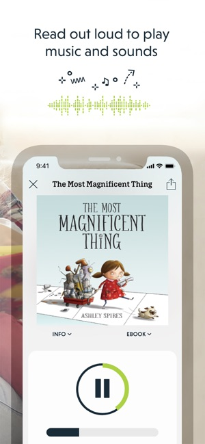 Novel Effect: Read Aloud Books on the App Store