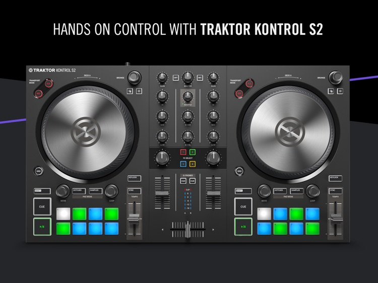 Traktor DJ 2 screenshot-5