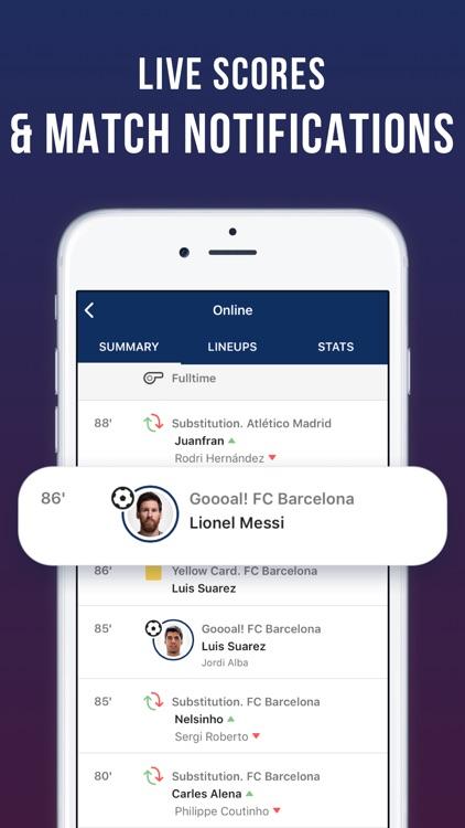 Blaugrana Live: unofficial app