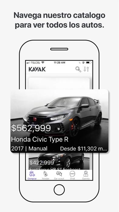 Kavak - Compra y Venta de Auto screenshot one