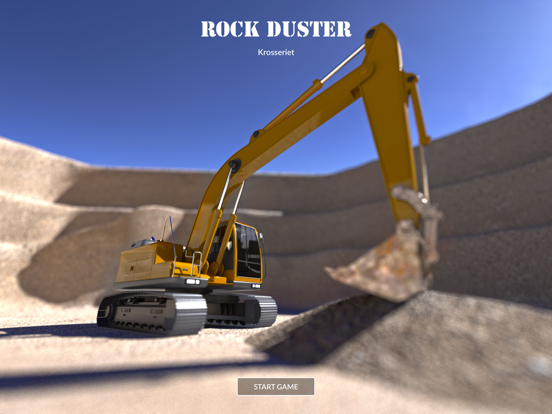 Rock duster screenshot 1