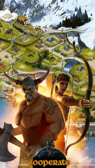 Vikings: War of Clans for windows pc